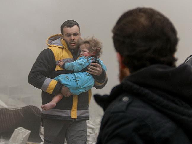 Авиаудары по пригороду Дамаска: 6 погибших, в том числе дети