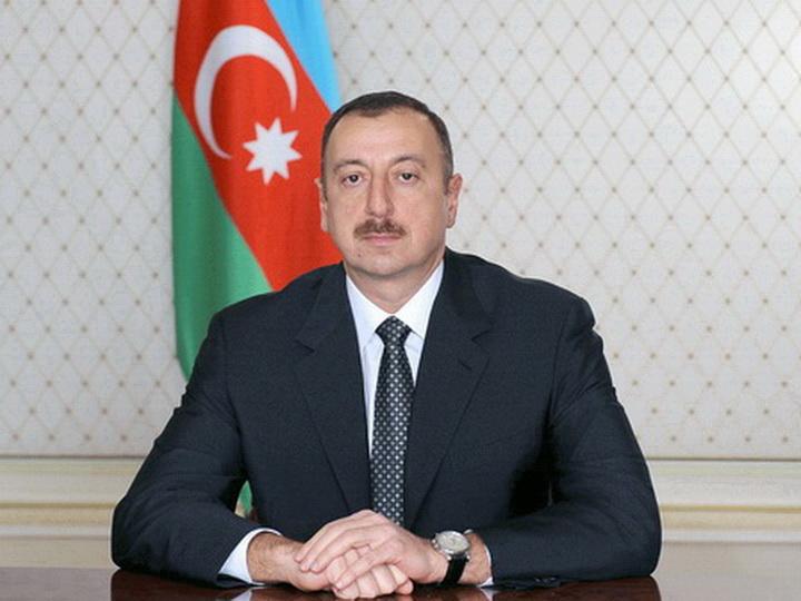 Ильхам Алиев выразил соболезнования Владимиру Путину в связи с жертвами авиакатастрофы