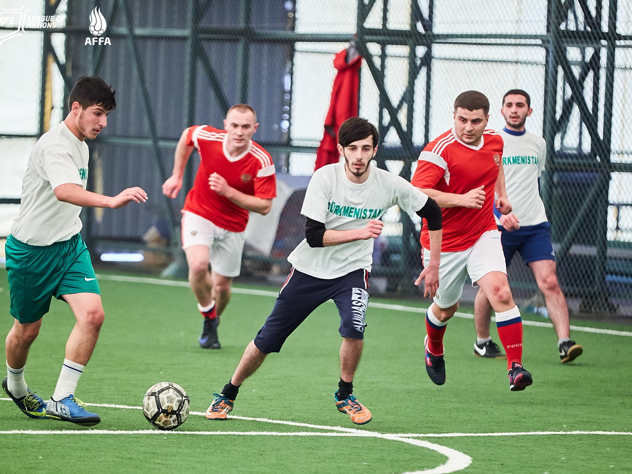 MFL League of Nations 2018: Набирает обороты новый проект крупнейшей любительской лиги Азербайджана