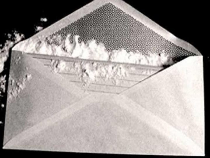 Полиция не считает опасным содержимое конверта, открытого невесткой Трампа