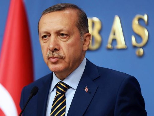 Эрдоган призвал США прекратить в Сирии «театр с ИГИЛ» и снять маски»