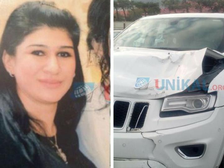 Водитель подростка, насмерть сбившего женщину в Баку, пытался взять его вину на себя – ФОТО