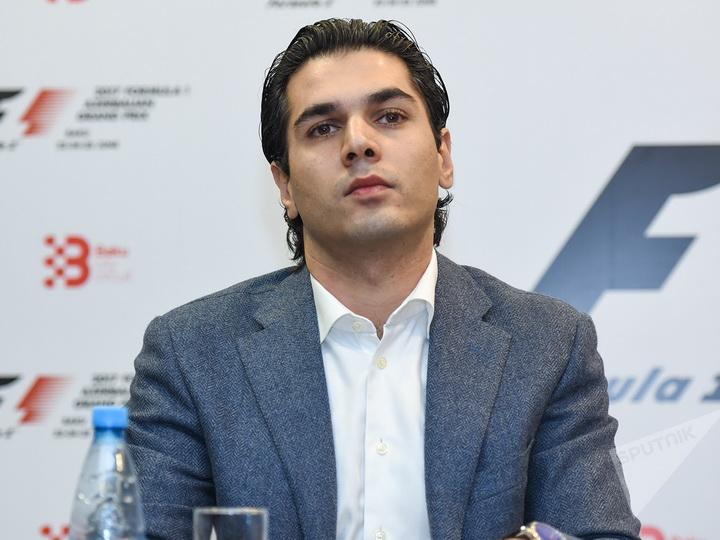 Ариф Рагимов: «В организации Гран-при Азербайджана Формулы-1 были задействованы всего 3 иностранных специалиста»