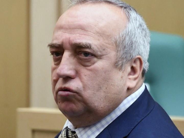 «Ведомости»: сенатор Клинцевич покидает свой пост из-за претензий Минобороны к его комментариям в СМИ
