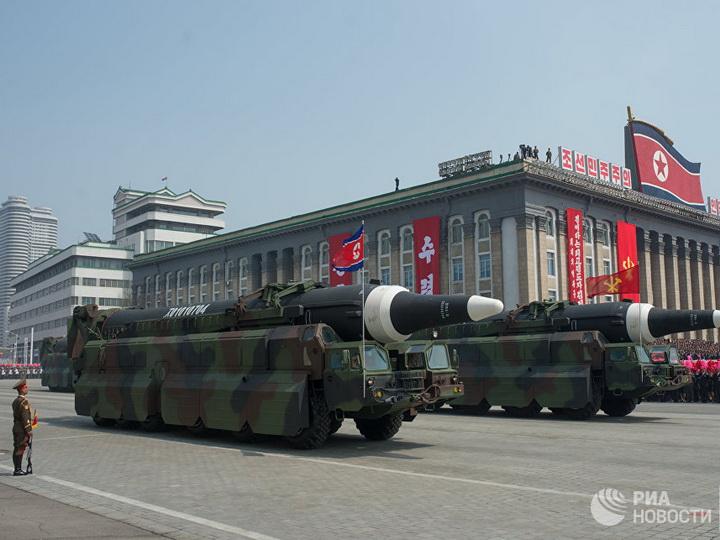 В США ожидают, что КНДР продолжит ракетные испытания в 2018 году