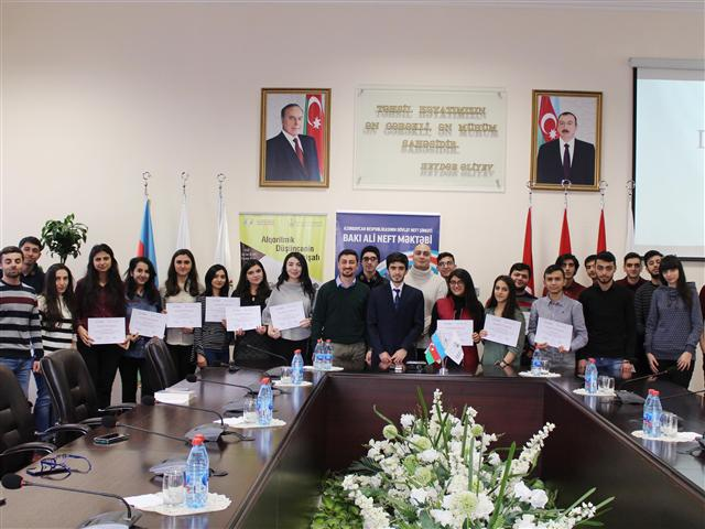 При спонсорстве Фонда молодежи реализован проект студента БВШН