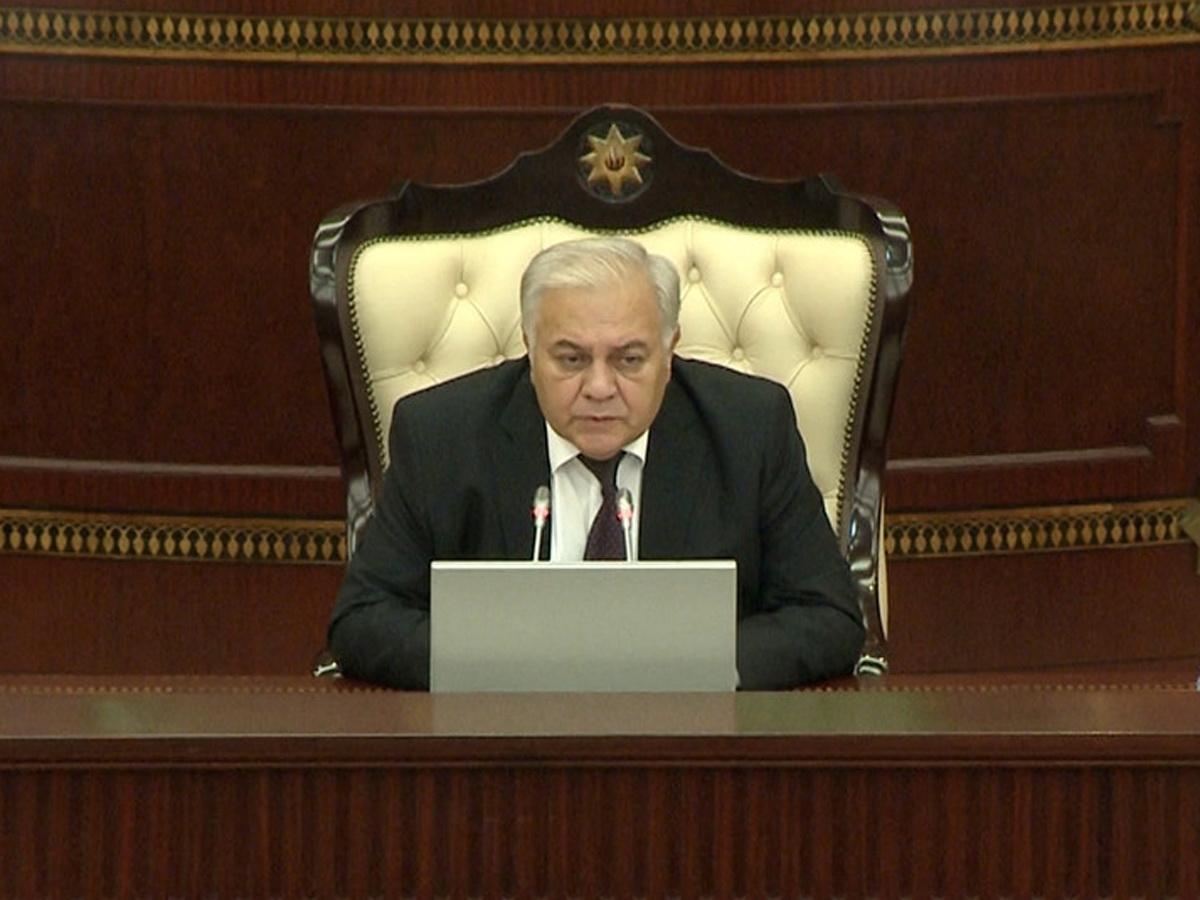 Огтай Асадов пригласил наблюдателей от МПА СНГ провести мониторинг президентских выборов в Азербайджане