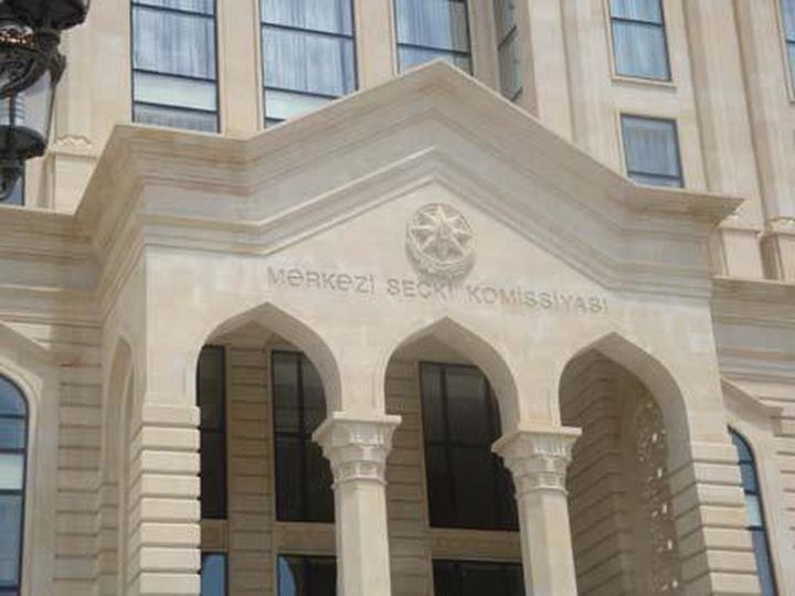 ЦИК Азербайджана утвердил выдвижение ряда кандидатур на президентских выборах