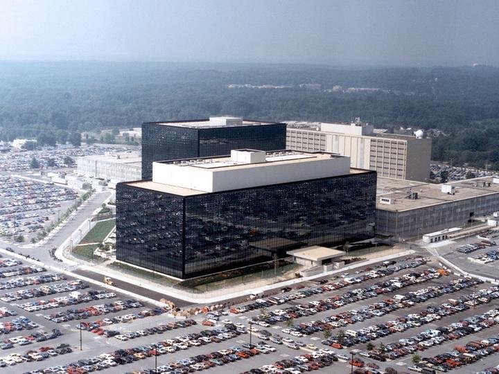 У штаб-квартиры Агентства национальной безопасности США произошла стрельба