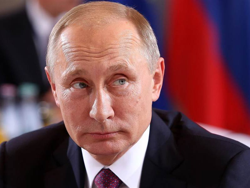 Путин и Порошенко поговорили по телефону