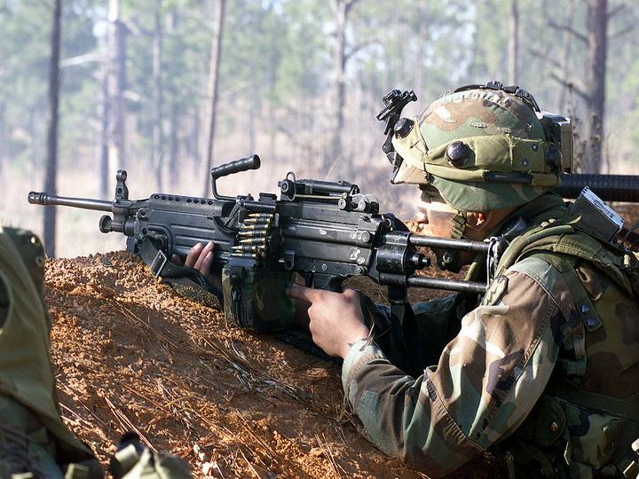 Армянские вооруженные силы в течение суток нарушили режим прекращения огня 129 раз