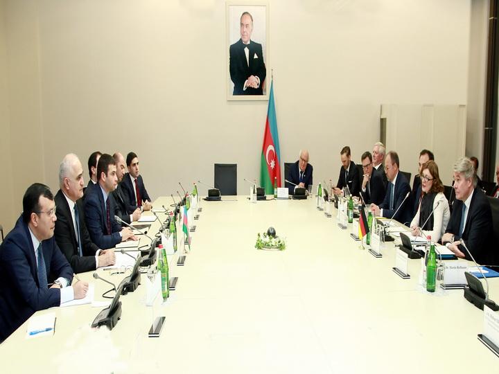Азербайджан предложил Германии создать СП в рамках «SOCAR Polymer»