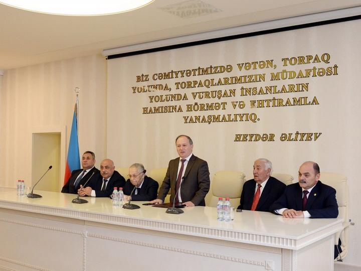 Председатель Организации ветеранов республики: Ветераны активно участвуют во всех проводимых в нашей стране выборах - ФОТО
