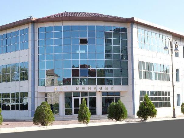 Гасым Алиев назначен судьей Верховного суда Нахчыванской Автономной Республики