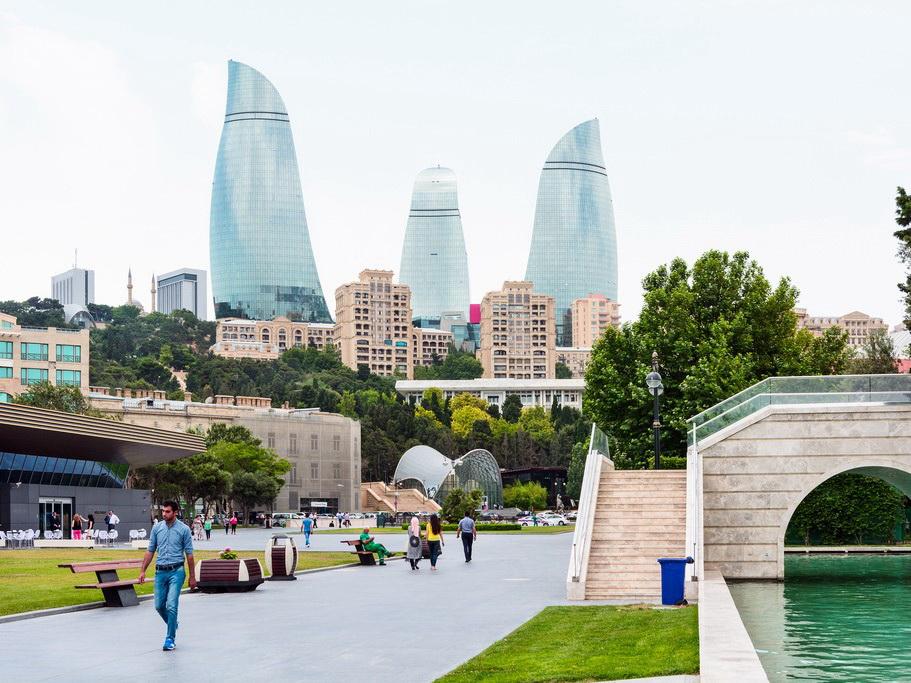 Getting Around Azerbaijan