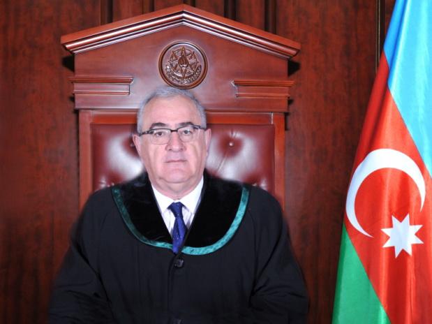 Рамиз Рзаев назначен судьей Верховного суда Азербайджана