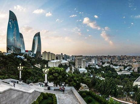 Завтра в Баку пасмурно, но без осадков