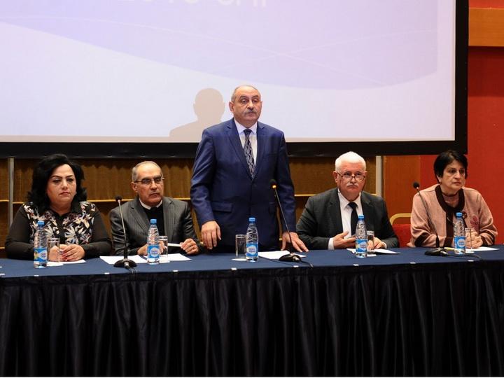Члены НПО Азербайджана высоко оценивают успехи, достигнутые под руководством Президента Ильхама Алиева - ФОТО