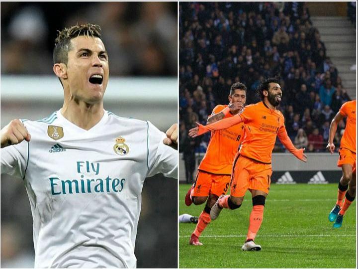 1/8 финала Лиги чемпионов: Дубль Роналду помог «Реалу» обыграть «ПСЖ», «Ливерпуль» разгромил «Порту»  – ВИДЕО
