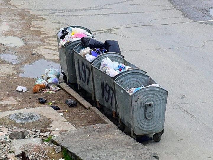 По горячим следам: Задержана убийца женщины, расчлененное тело которой было обнаружено в мусорном баке в Баку