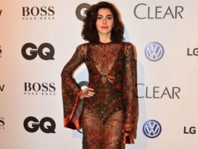 Несрин Джавадзаде в «голом» платье произвела фурор на церемонии вручения премии журнала «GQ» - ФОТО – ВИДЕО