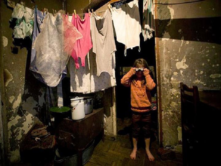В Армении дети умирают от голода, недоедают, живут в нищенских условиях