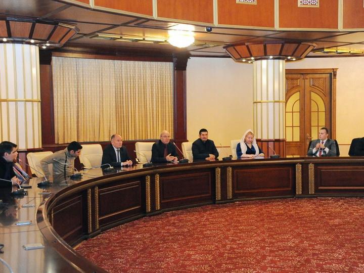 В УМК прошла встреча с участниками VI Международной зимней школы мультикультурализма - ФОТО