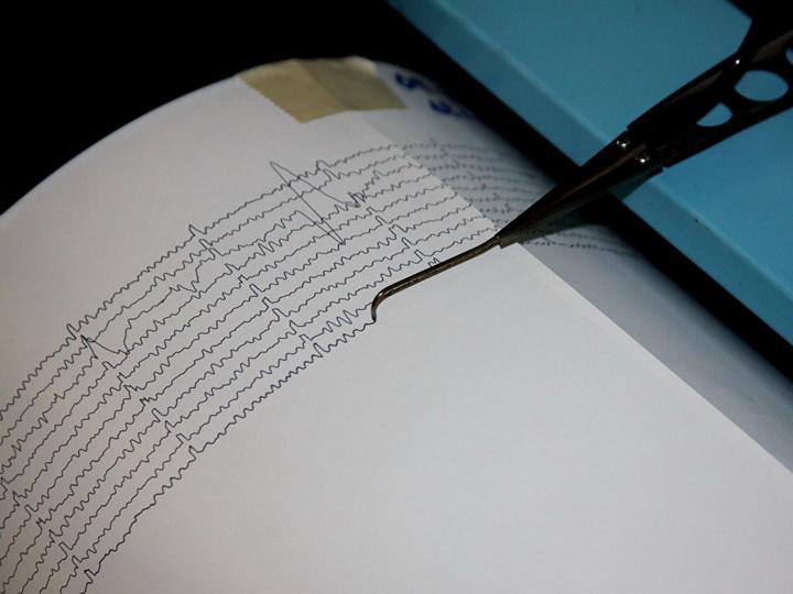 В Великобритании произошло землетрясение магнитудой 4,7