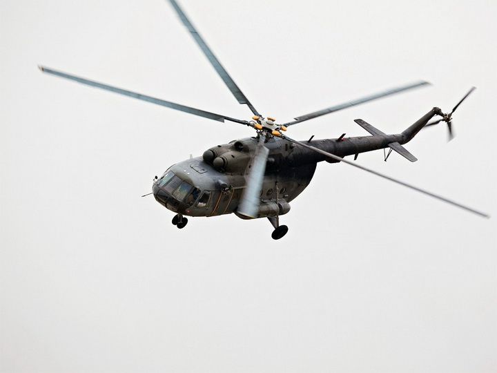 При падении вертолета с чиновниками в Мексике погибли 13 человек - ОБНОВЛЕНО