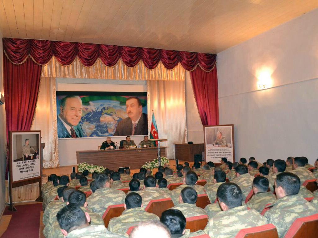 В воинских частях проводятся специальные мероприятия с целью укрепления правопорядка и военной дисциплины