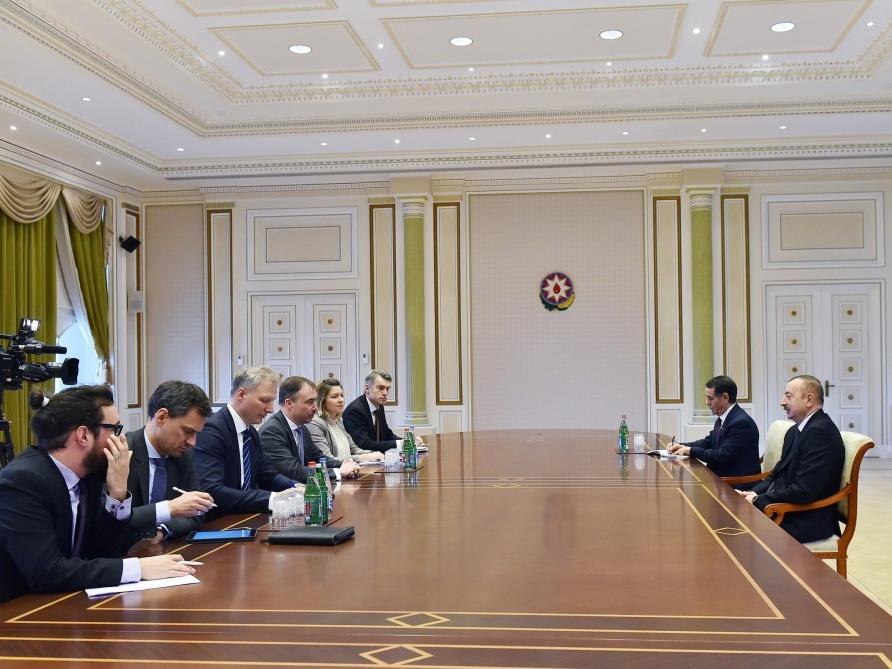 Ильхам Алиев: Лицемерная и неконструктивная позиция Армении мешает достижению прогресса на переговорах - ФОТО