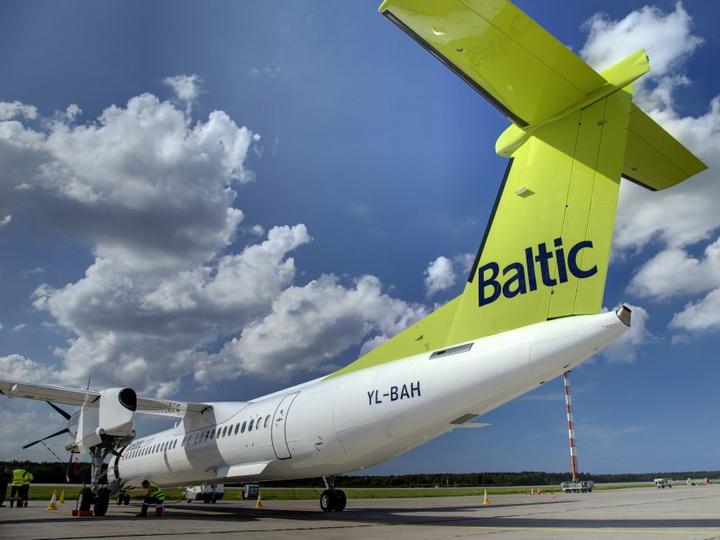 Air Baltic возобновит сезонные рейсы Рига-Баку-Рига
