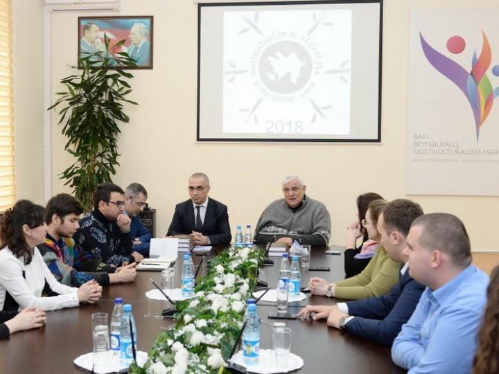Мультикультурализм останется неотъемлемой составной частью политики Азербайджана – ФОТО
