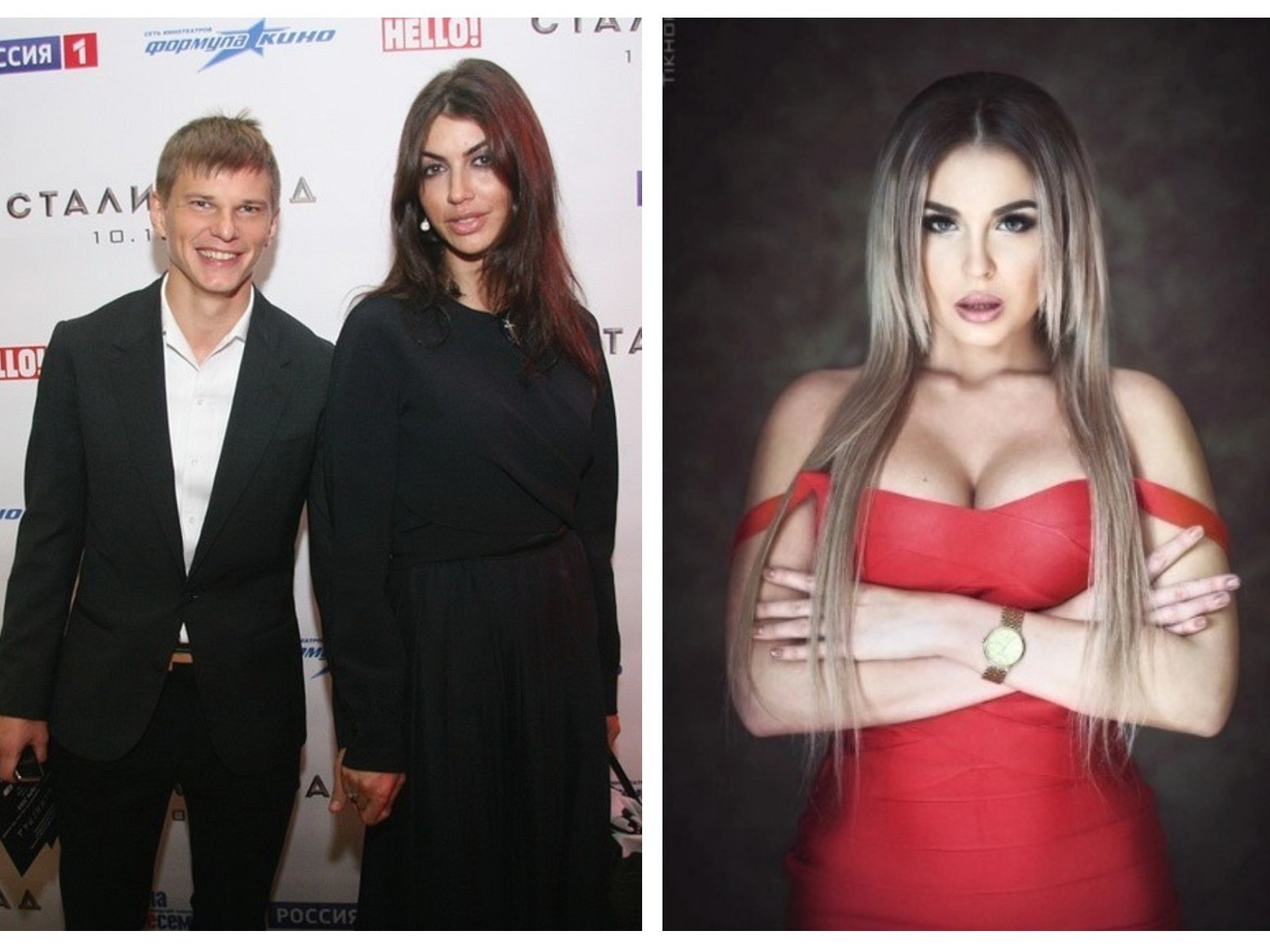 На жену Аршавина завели уголовное дело по трем статьям после заявления предполагаемой соперницы – ФОТО – ВИДЕО