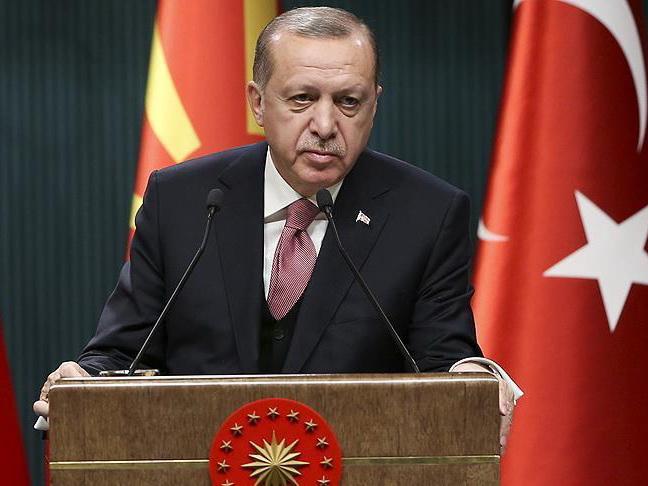 Эрдоган пригрозил жестким ответом сторонникам Асада в Африне