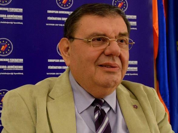 Генпрокуратура Азербайджана объявила в международный розыск армянского руководителя бельгийской организации