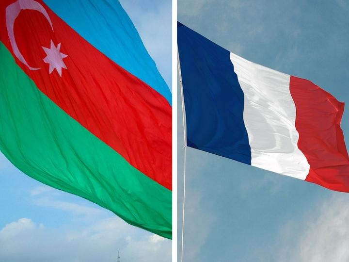 Баку ответил на заявление МИД Франции