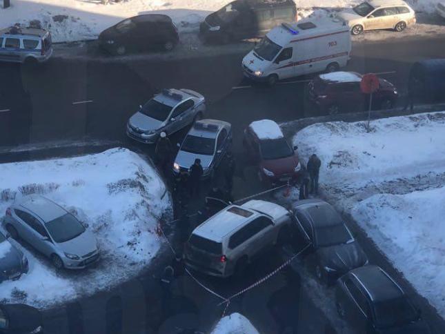 В Москве киллер застрелил азербайджанского бизнесмена – ФОТО – ВИДЕО