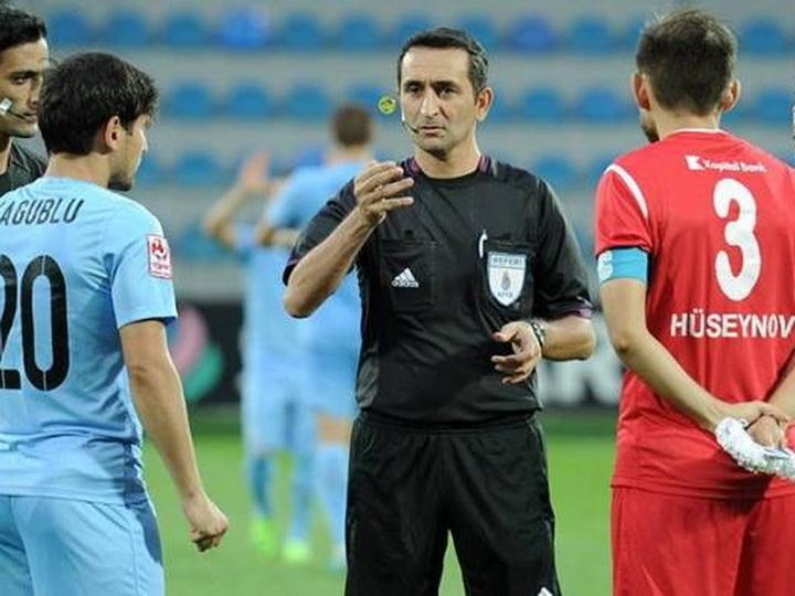 Azərbaycan Premyer Liqasında XVII turun oyunlarına hakim təyinatları açıqlanıb