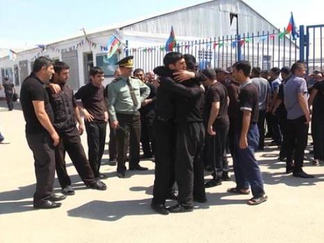 В Азербайджане ожидается распоряжение о помиловании
