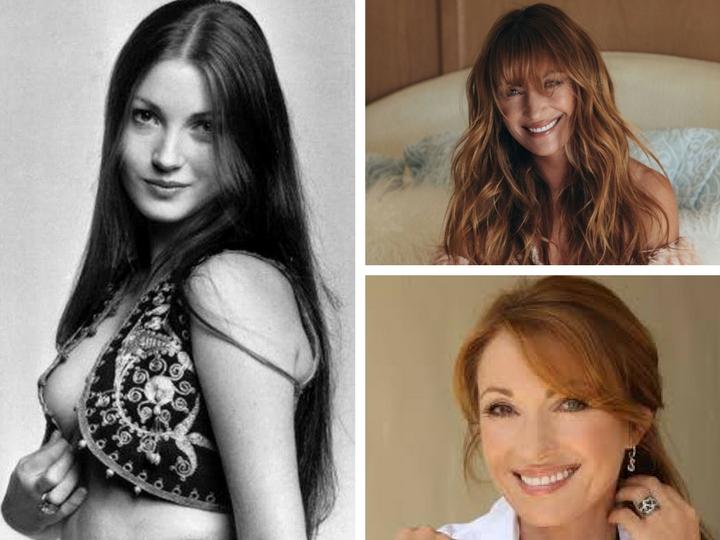 67 yaşlı aktrisa Playboy gözəli oldu – FOTO