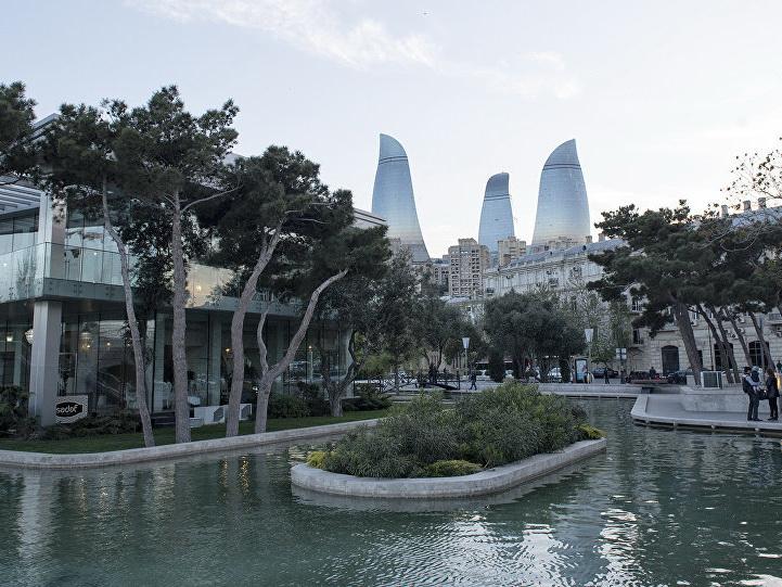 Температура воздуха в Баку повысится до 11 градусов
