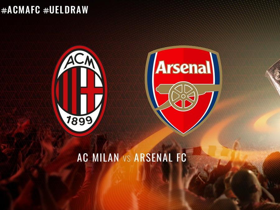 Ранний финал в Лиге Европы. «Милан» против «Арсенала»
