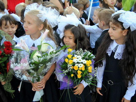 Управления образования города Баку о деталях приема в первый класс