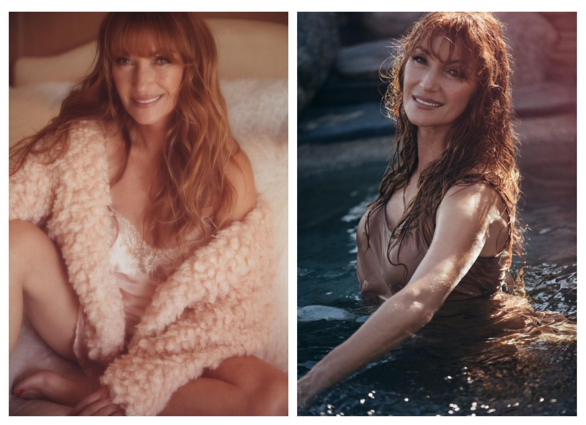 Неувядающая красота и сексуальность: 67-летняя Джейн Сеймур снялась для журнала Playboy – ФОТО