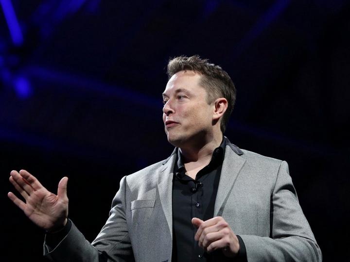 Илон Маск «случайно» назвал пароль отглобального интернета