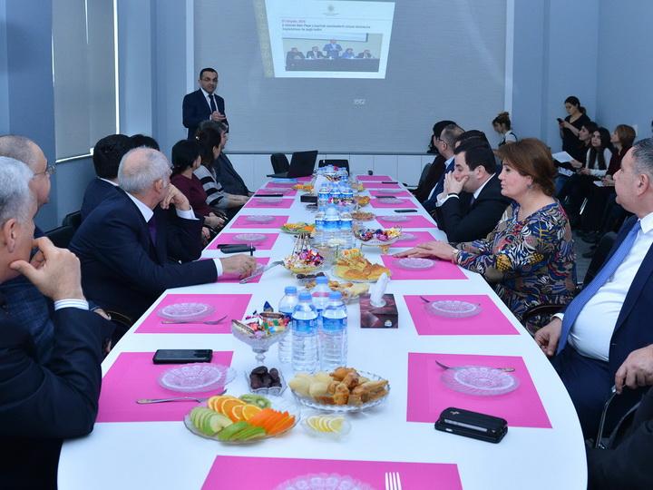 В рамках проекта «Друг школьника» состоялась встреча с представителями общественности – ФОТО
