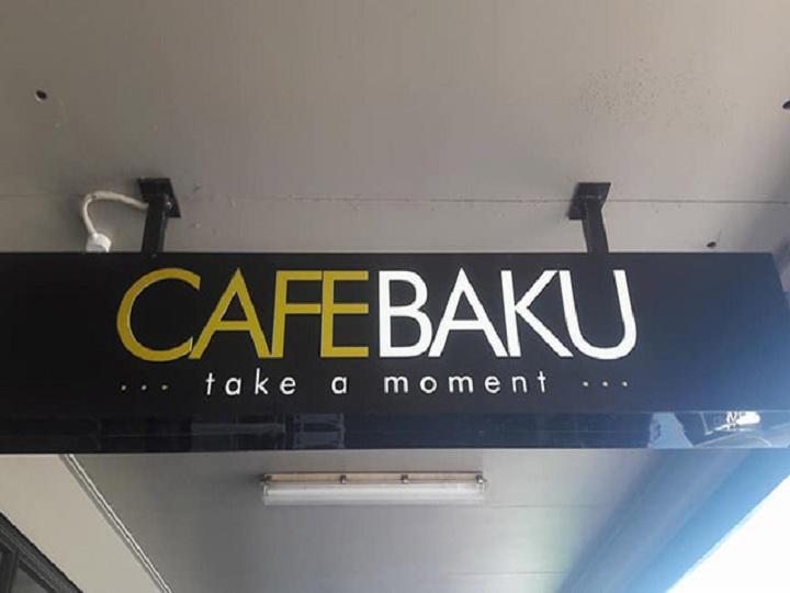 """Bakıya heyran olan səyyah ölkəsində """"Cafe Baku"""" açıb – FOTO"""