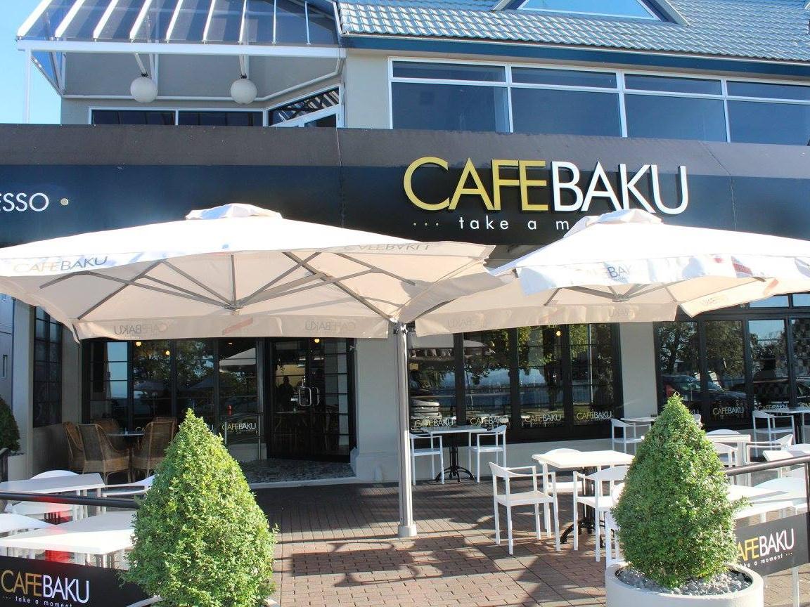 Фанат «Формулы-1» открыл в Новой Зеландии Café Baku – ФОТО