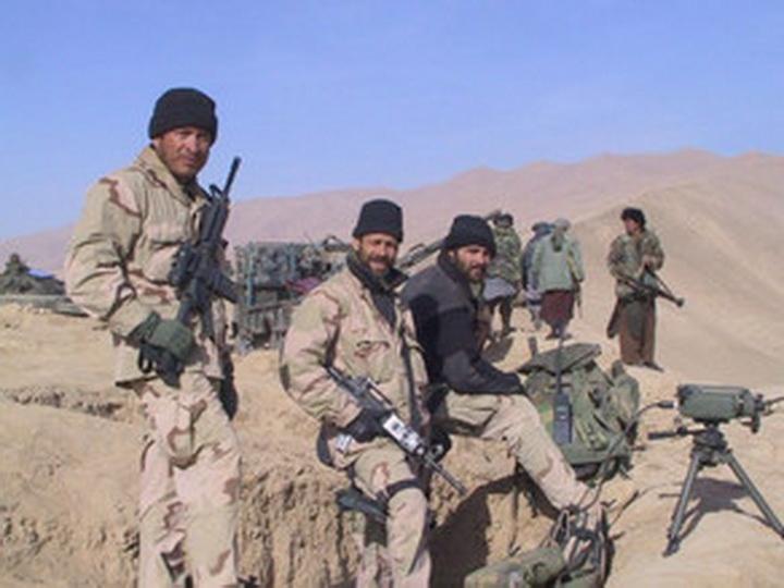 СМИ: более 20 афганских военных погибли при атаке талибов на юге страны